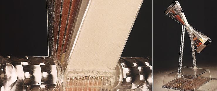 Human Sandglass
