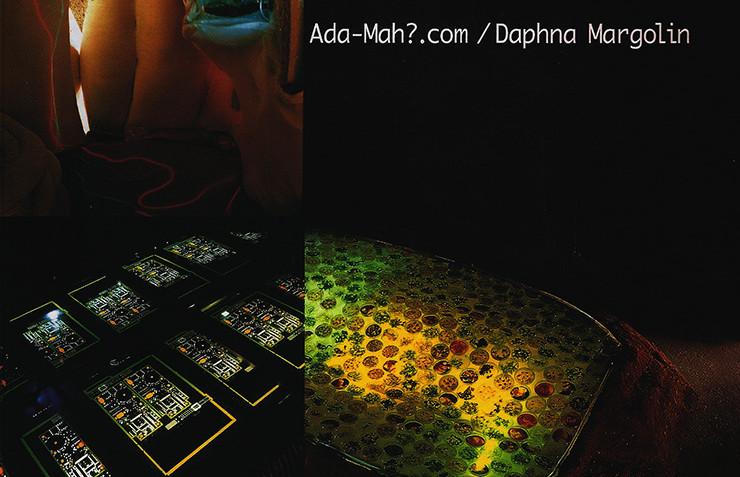 Leonardo on-line Daphna Margolin: Ada-Mah?.com