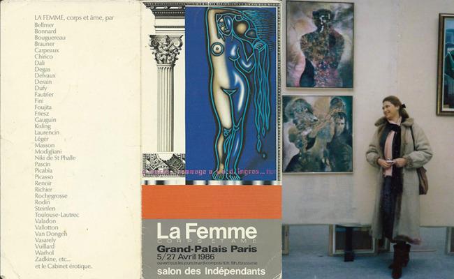 Exhibition-La_Famme-Daphna_Margolin