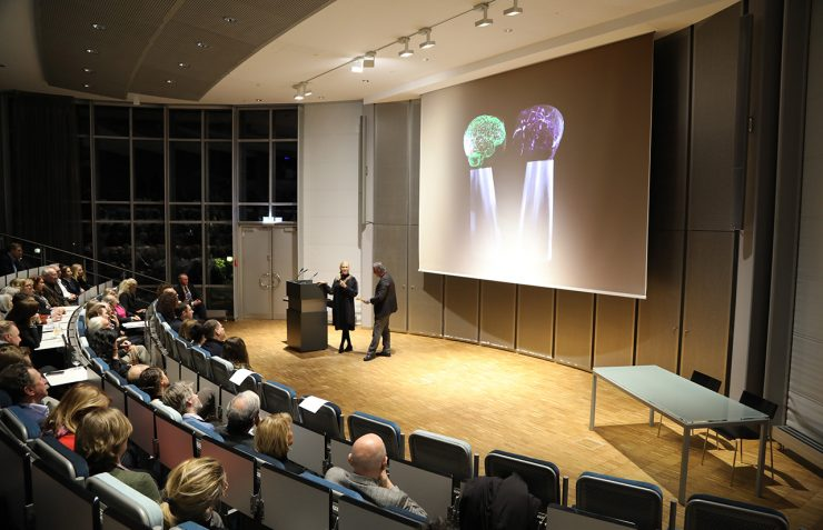 WEIZMANN LECTURE IN MUNICH